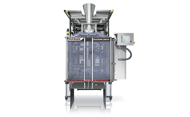 Ima Ilapak Vegatronic 2000 OF vertical form fill seal bagger packaging machine