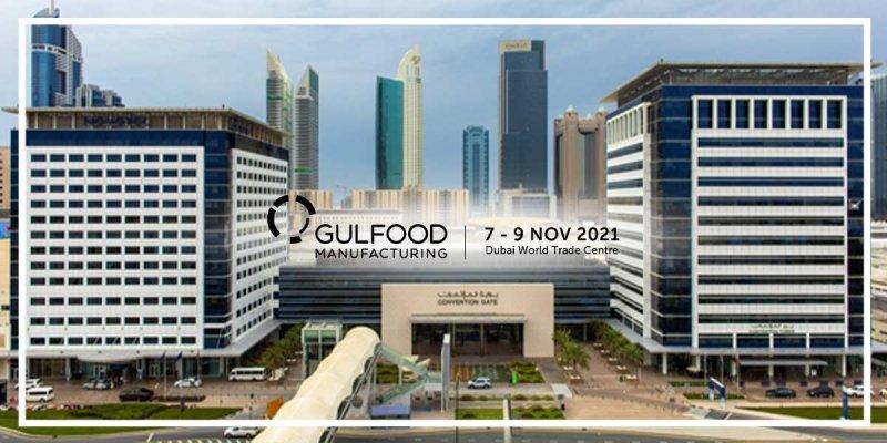 IMA Ilapak event Gulfood Manufacturing Dubai UAE 2021