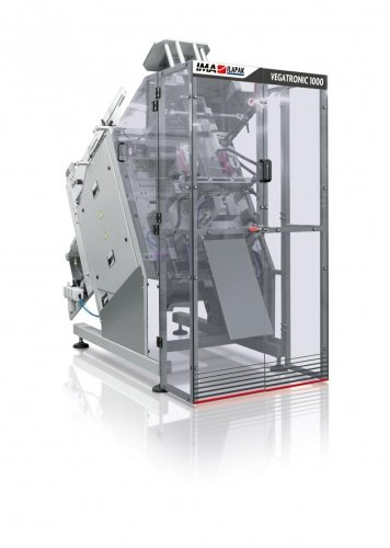 Ima Ilapak Vegatronic 1000 inclined vertical form fill seal bagger packaging machinery